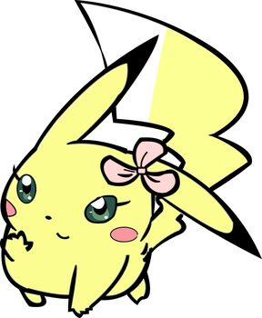 Yellow's Pikachu by Thawrom