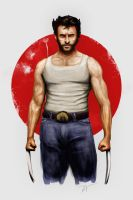 The Wolverine by Duntiwan