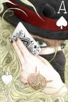 Ace of Spades by i-Ant