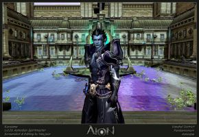 Rainbow Waters - AION by Neyjour