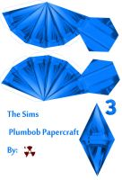 The Sims Blue Plumbob by killero94
