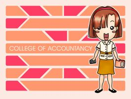 College of Accountancy by Jangina