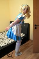 Alice cosplayer kidnapped 1 by Natsuko-Hiragi