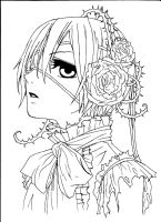 Ciel Phantomhive. by AskNations