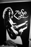 Jimmy Page by Jerner