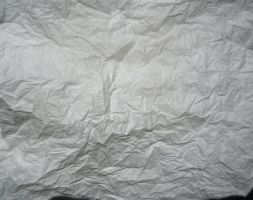 Crinkled Paper 1 by dull-stock