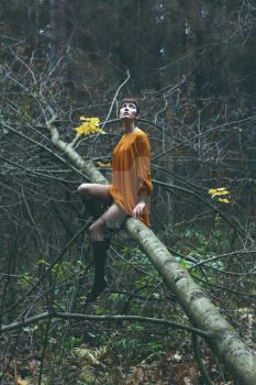 Forest witch by kaia-hime