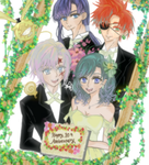 D.Grayman Anniversary 2016 by she-be