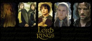 Lord of the Rings by SisS7