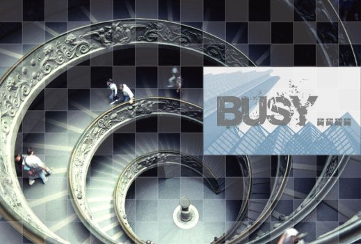 Busy by mindshadow