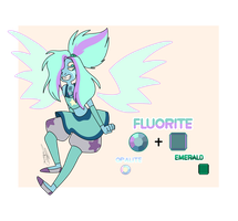 - Fuse with me_Saturday_4_FLUORITE - by PencilTree