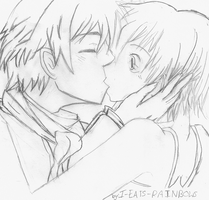 Tamaki and Haruhi !!! by I-EATS-RAINBOWS