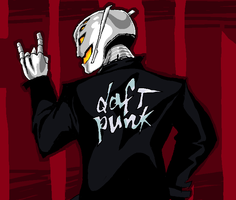 Daft Ultron by TheReturnofMuabo
