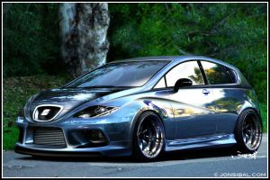 Seat Leon Cupra by jonsibal