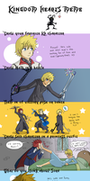 Re: KH Meme by Andorea-Chan
