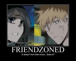 Friendzoned by TheFlameAngel