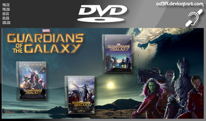 DVD - 2014 - Guardians Of The Galaxy by od3f1