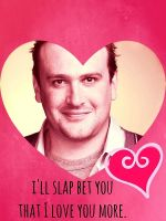How I Met Your Mother Valentines: Marshall by ooolalina