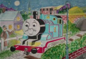 Thomas and Friends by DanloS