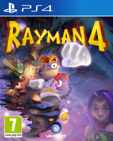 Rayman 4 Box Art 2015 - Fan Made by SquizCat