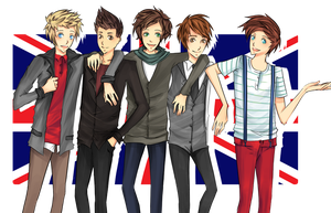 One Direction by Shiinzi