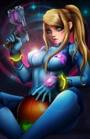 Samus by Scrappy195