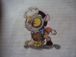 Baby discord drawing by SpiritDancer11
