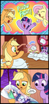 pillow fight by CSImadmax