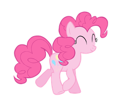 Pinkie Pie Trotting by metalock989