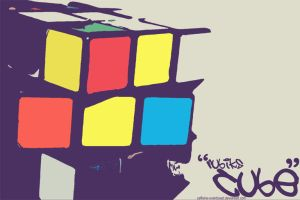Be My Rubiks Cube. by caffeine-overdosed