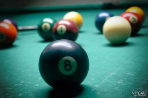 Eight Balls by vhive