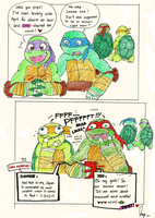 TMNT- April Fools 2013! by The-BIG-M