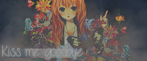 Kiss me goodbye by ChikoTalentless