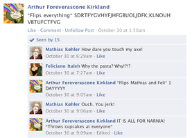 Hetalia Facebook: Flipping Everything by gilxoz-epicness