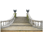 Kingston Lacy 159 Pre Cut Stair Case by VIRGOLINEDANCER1