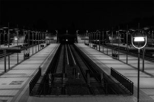 Station-Olympiastadion by Weiermueller