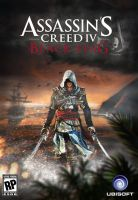 Assassin's Creed IV Black Flag Poster by ersel54