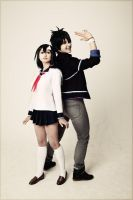 Blood Lad: Hello Boyas! by m-snark