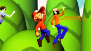 DEFAULT DANNY Addition to Game Grumps MMD Pack! by Shake666Productions