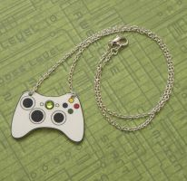Xbox Controller Necklace by PlayBox-Designs