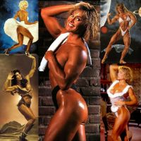 Daily Fitspiration Cory Everson by zenx007