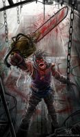 The saw is the law 2 by FASSLAYER