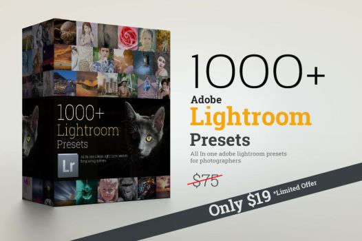 Lightroom-presets1000+ Lightroom Preset Pack by pmvchamara