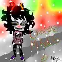 Christmas Gamzee by DEERMASK