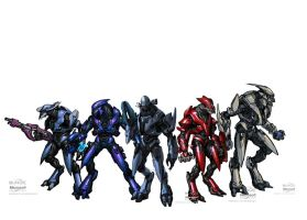 Concept Elite-Advance Team by ThelVoramee