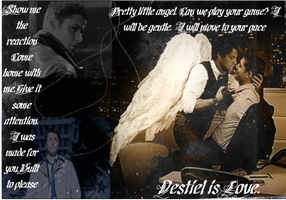 Destiel IS Love by XxMuse247xX