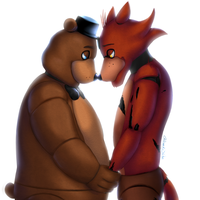 FNAF - I Will Always Love You by Atlas-White