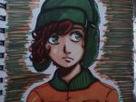 South Park: Kyle Broflovski by Millie-Rose13