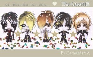 Gazette join this party...wiii by GarasudamA