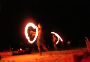 Fire Dance by geyl